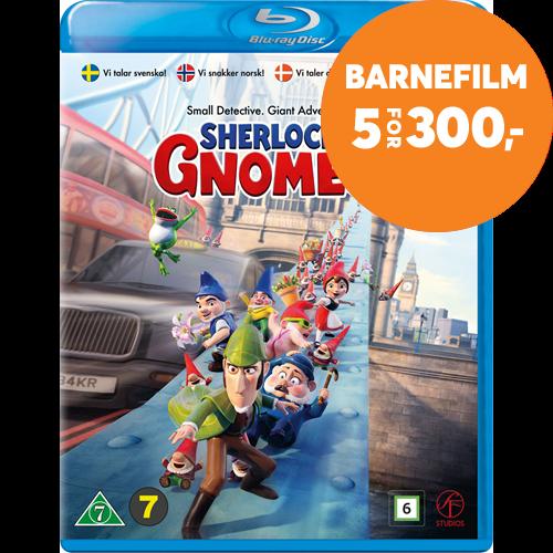 af9796b1 Sherlock Gnomes (BLU-RAY)