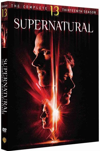 Supernatural - Sesong 13 (DVD)