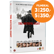 Produktbilde for The Hateful Eight (DVD)