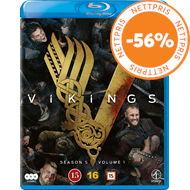 Produktbilde for Vikings - Sesong 5 - Del 1 (BLU-RAY)