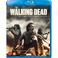 The Walking Dead - Sesong 8 (BLU-RAY)