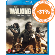 Produktbilde for The Walking Dead - Sesong 8 (BLU-RAY)