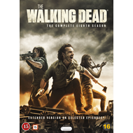 The Walking Dead - Sesong 8 (DVD)