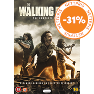 Produktbilde for The Walking Dead - Sesong 8 (DVD)
