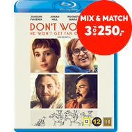 Produktbilde for Don't Worry, He Won't Get Far On Foot (BLU-RAY)