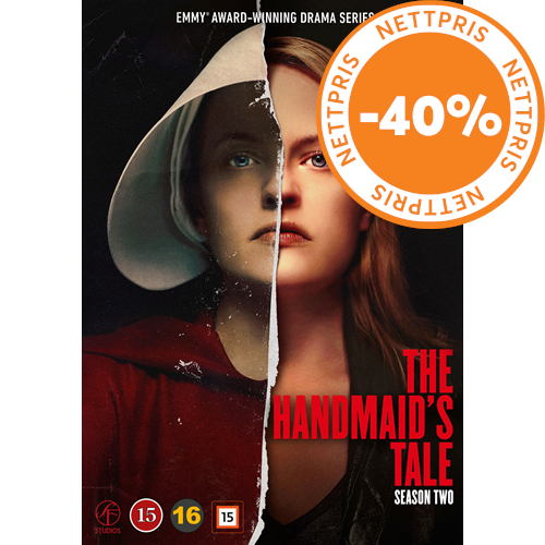 The Handmaid's Tale - Sesong 2 (DVD)