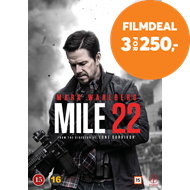 Produktbilde for Mile 22 (DVD)