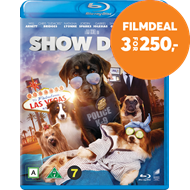 Produktbilde for Show Dogs (BLU-RAY)