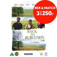Produktbilde for Back To Burgundy / Vår Vingård i Bourgogne (DVD)