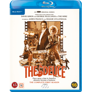 The Deuce - Sesong 1 (BLU-RAY)