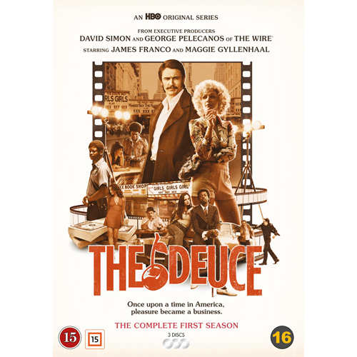 The Deuce - Sesong 1 (DVD)