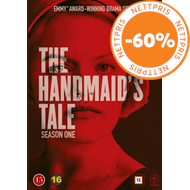 Produktbilde for The Handmaid's Tale - Sesong 1 (DVD)