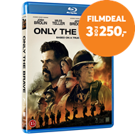 Produktbilde for Only The Brave (DK-import) (BLU-RAY)