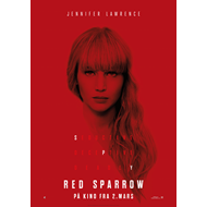 Red Sparrow (BLU-RAY)
