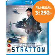 Produktbilde for Stratton (BLU-RAY)