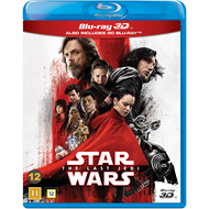 Star Wars: Episode VIII - The Last Jedi (Blu-ray 3D + Blu-ray)