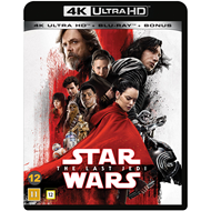 Star Wars: Episode VIII - The Last Jedi (4K Ultra HD + Blu-ray)
