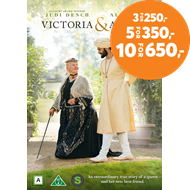 Produktbilde for Victoria And Abdul (DVD)