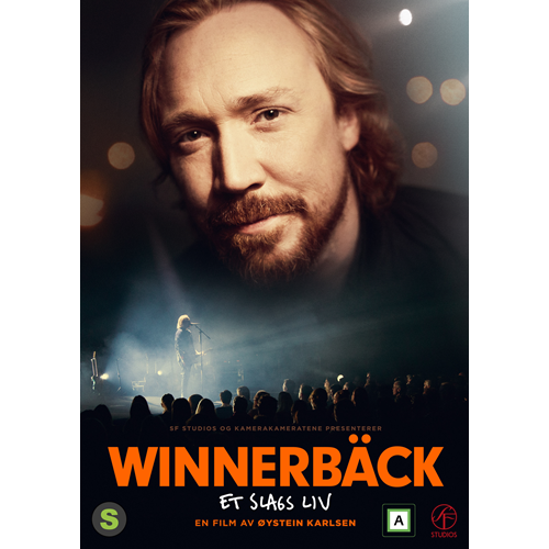 Lars Winnerbäck - Winnerbäck - Et Slags Liv (DVD)