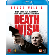 Death Wish (2018) (BLU-RAY)