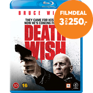 Produktbilde for Death Wish (2018) (BLU-RAY)