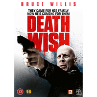 Death Wish (2018) (DVD)