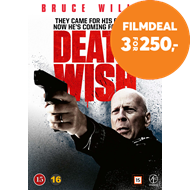 Produktbilde for Death Wish (2018) (DVD)