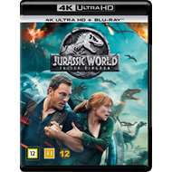 Jurassic World 2 - Fallen Kingdom (4K Ultra HD + Blu-ray)