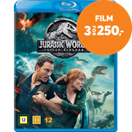 Produktbilde for Jurassic World 2 - Fallen Kingdom (BLU-RAY)