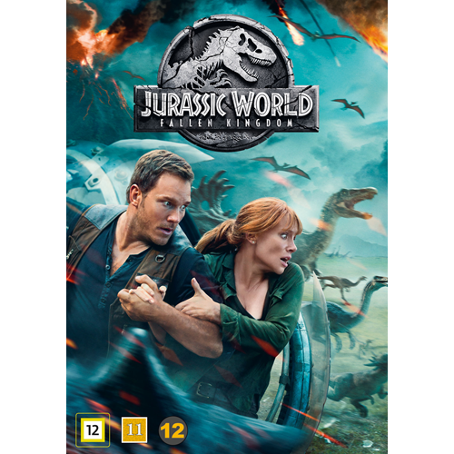 Jurassic World 2 - Fallen Kingdom (DVD)