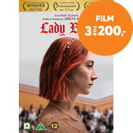 Produktbilde for Lady Bird (DVD)