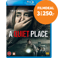 Produktbilde for A Quiet Place (BLU-RAY)