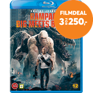 Produktbilde for Rampage (BLU-RAY)