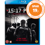 Produktbilde for The 15:17 To Paris (BLU-RAY)