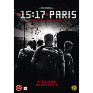 The 15:17 To Paris (DVD)