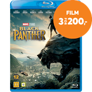 Produktbilde for Black Panther (BLU-RAY)