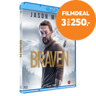Produktbilde for Braven (BLU-RAY)