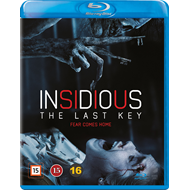 Insidious: Chapter 4 - The Last Key (BLU-RAY)