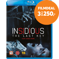 Produktbilde for Insidious: Chapter 4 - The Last Key (BLU-RAY)