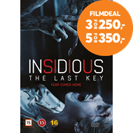 Produktbilde for Insidious: Chapter 4 - The Last Key (DVD)