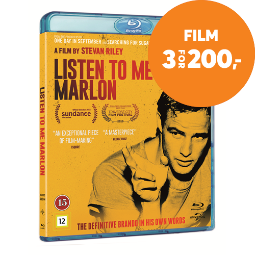 Listen To Me Marlon (BLU-RAY)