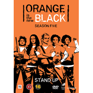 Orange Is The New Black - Sesong 5 (DVD)