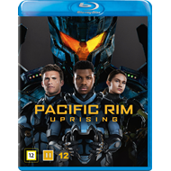 Pacific Rim 2 - Uprising (BLU-RAY)