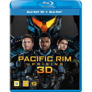 Produktbilde for Pacific Rim 2 - Uprising (Blu-ray 3D + Blu-ray)