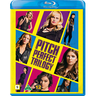 Pitch Perfect Trilogy (BLU-RAY)