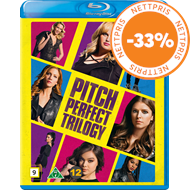 Produktbilde for Pitch Perfect Trilogy (BLU-RAY)