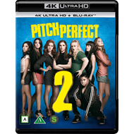 Produktbilde for Pitch Perfect 2 (4K Ultra HD + Blu-ray)