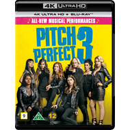 Produktbilde for Pitch Perfect 3 (4K Ultra HD + Blu-ray)
