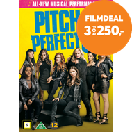 Produktbilde for Pitch Perfect 3 (DVD)