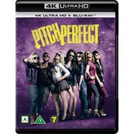 Produktbilde for Pitch Perfect (4K Ultra HD + Blu-ray)